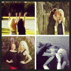 Best Friend Photoshoot for @Kaitlyn Marie Marie O'Donnell and I's lame but awesome photoshoot when she gets home!