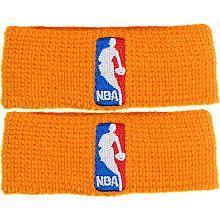 NBA Logoman 1-Inch Armband - Orange - NBAStore.com