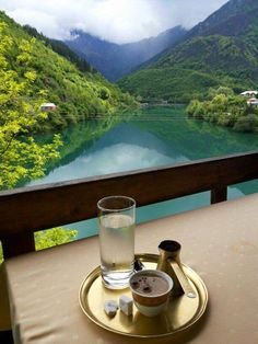 """orchidaorchid: """"Turkish coffee with a view """""""