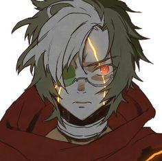 Ikoma! Kouetsujou No Kabaneri  • Kabaneri of the IronFortress. Main Character