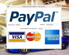 Download Free Paypal Money Adder Without any Surveys! We also have Payza Money Adder and Paypal Money Adder V.I.P which can add up to $1000 Daily in your Paypal Account for Free! No Survey No Catch! Buy everything you want on Amazon.com or Ebay.com or even Withdrawal in your Bank Account within 2 days! Just go to : http://allaboutmoneyadder.blogspot.com/ Download and Install and it all yours!