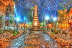 ♡☆Parquesito y Monumento a Los Heroes De Nochistlan Zac.☆♡ #nochistlanpueblomagico