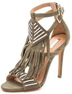 Shutz Fiza Fringe - Kotur Sandals
