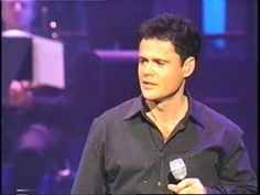 "DONNY OSMOND -  ""This is the Moment"".  (Jekyll & Hyde Musical).I love Donny singing.Please check out my website thanks. www.photopix.co.nz"