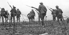 Life in the Trenches, the Great War
