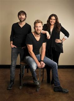 "Lady Antebellum ""Goodbye Town"" 2013"