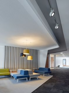 Scope Architekten Transforms the Corporate Campus of German Software Giant  SAP5 Firms Design Viacom s Midtown NYC Headquarters. Corporate Office Interior Design Magazine. Home Design Ideas