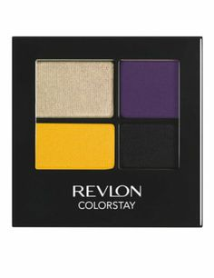Spring/Summer Limited Edition - Revlon Colorstay 16hr Eyeshadow Quad in Exotic