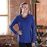 Womens Road Runner Sports Sheer Bliss Pullover Long Sleeve No Zip Technical Tops