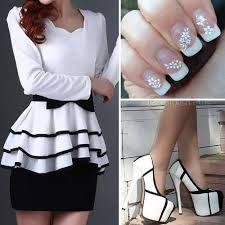 2f7385507 Resultado de imagen para yo amo los zapatos Blanco Y Negro