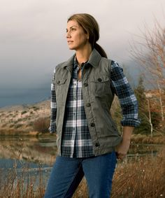 Women's Blacktail Vest | Woolrich® The Original Outdoor Clothing Company