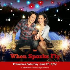 "Its a Wonderful Movie - Your Guide to Family Movies on TV: Hallmark Channel Movie ""When Sparks Fly"""