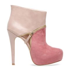 Marshale (in pink) by Madison as featured on Shoedazzle