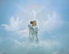 Welcome Home by Danny Hahlbohm | PicturesofJesus4You.com- Reunion/Welcome Home by Danny Hahlbohm