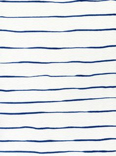 Blue Stripes by Geor