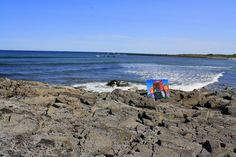 """""""So Empty"""" at Cutts Island, Kittery Point, Maine.  (sold)"""