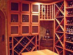 wine cellar decorating ideas