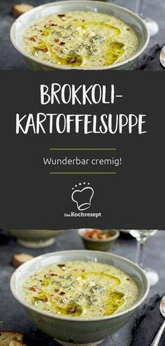 Potato Recipes, Soup Recipes, Vegetarian Recipes, Cooking Recipes, Healthy Recipes, Casserole Recipes, Broccoli Potato Soup, Potato Diet, Potato Vegetable