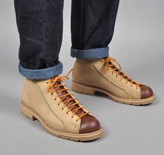 Thorogood: Union Made American Work Boots - Denimhunters | Leather ...