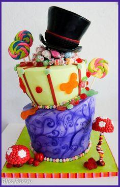 Wonka Inspired Topsy Turvy