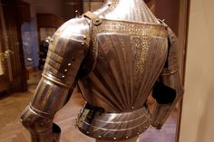 All sizes | Elements of a Light-Cavalry Armour | Flickr - Photo Sharing!