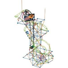 K'Nex Loopin' Lightning Coaster (made in USA)