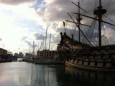 Genova, Galeone Neptune