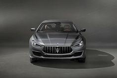 2017 Maserati Ghibli GranLusso