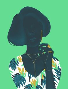 Jewel Art Print by Cmrnza | Society6