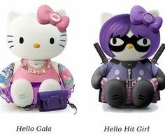HELLO...Hit Girl!!!