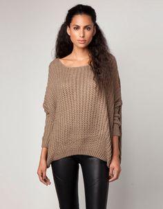 Bershka Macau S.A.R. of China - Bershka oversize sweater