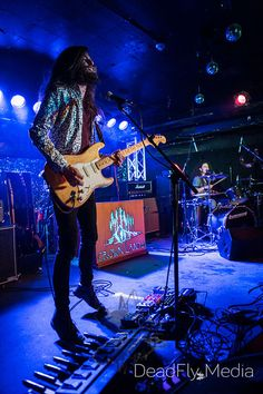 Crown Lands at The Horseshoe Tavern, Toronto © DeadFly Media - All Rights Reserved  Music Photography, Concert Photography, Touring Photography, Live Music Photography, Rock, Bands, Artists, Musician, Musicians, Live Music, Concert, Gig, Performing