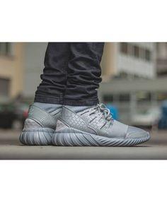 5eac1aa29de6 Adidas Tubular Doom Metallic Silver Solid Grey Shoes