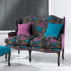 Confortevole divano in stile classico Elena - Seven Sedie