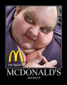 Are you among the fat people? Find out why fat people are who they are. See how you should avoid ending up as a fat person. A Funny, Really Funny, Funny Stuff, Creepy Stuff, Stupid Stuff, Funny Shit, Mcdonalds Funny, Funny Images, Funny Pictures