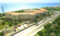 1168 – New developmente apartments at the sea side