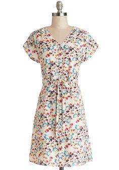 Tulle Clothing Sunroom Serenade Dress | Mod Retro Vintage Dresses | ModCloth.com
