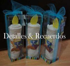 Bolos Y Recuerdos Para Primera Comunion, Bautizo,baby Shower - $ 39.00