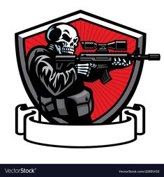 vector of Military badge. Download a Free Preview or High