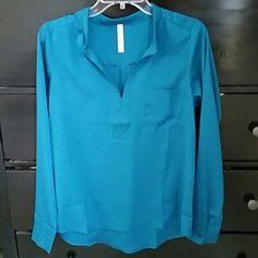 Aqua shirt Aqua Tops
