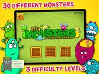 My Monsters - Puzzle Game For Kids  - A puzzle game with 30 images of monsters - 3 difficulty levels - Charming music - Simple interface makes the app easy to use by kids - Perfect for kids from 2 to 8 years old - Offers a lot of fun for your children - Great way of evolving child's perceptive and manual skills and memory