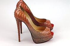 Christian Louboutin on Pinterest | Gucci Handbags, Purple Bags and ...