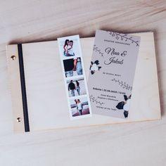 Plánujete svatbu? Máme pro vás originální pozvánky na svatbu ❤️ Polaroid Film, Thesis
