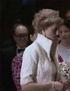 """"""" Princess Diana in Hong Kong, November 1989. """""""