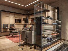 CuldeSac designs refined workshop for Glent's Madrid flagship