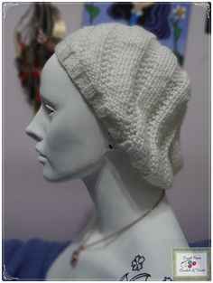 Tricot beret ~ $16 ~ it's possible to order another colours!