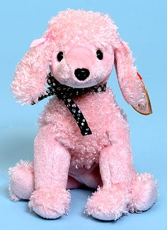 8cb24d76c43 Brigitte - dog - Ty Beanie Babies- I have this one