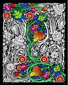 felt coloring pages 54 Best velvet coloring images | Poster colour, Color posters  felt coloring pages