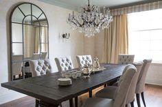 Beautiful dining. Portfolio | Flax Design