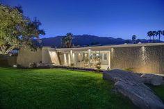 THE CASCADES RETREAT located in the famous Movie Colony neighborhood of Palm Springs. Built in 1959 and designed by famous desert architect Donald Wexler, this 2900 square foot custom home has been beautifully updated by a professional designer for 2015.